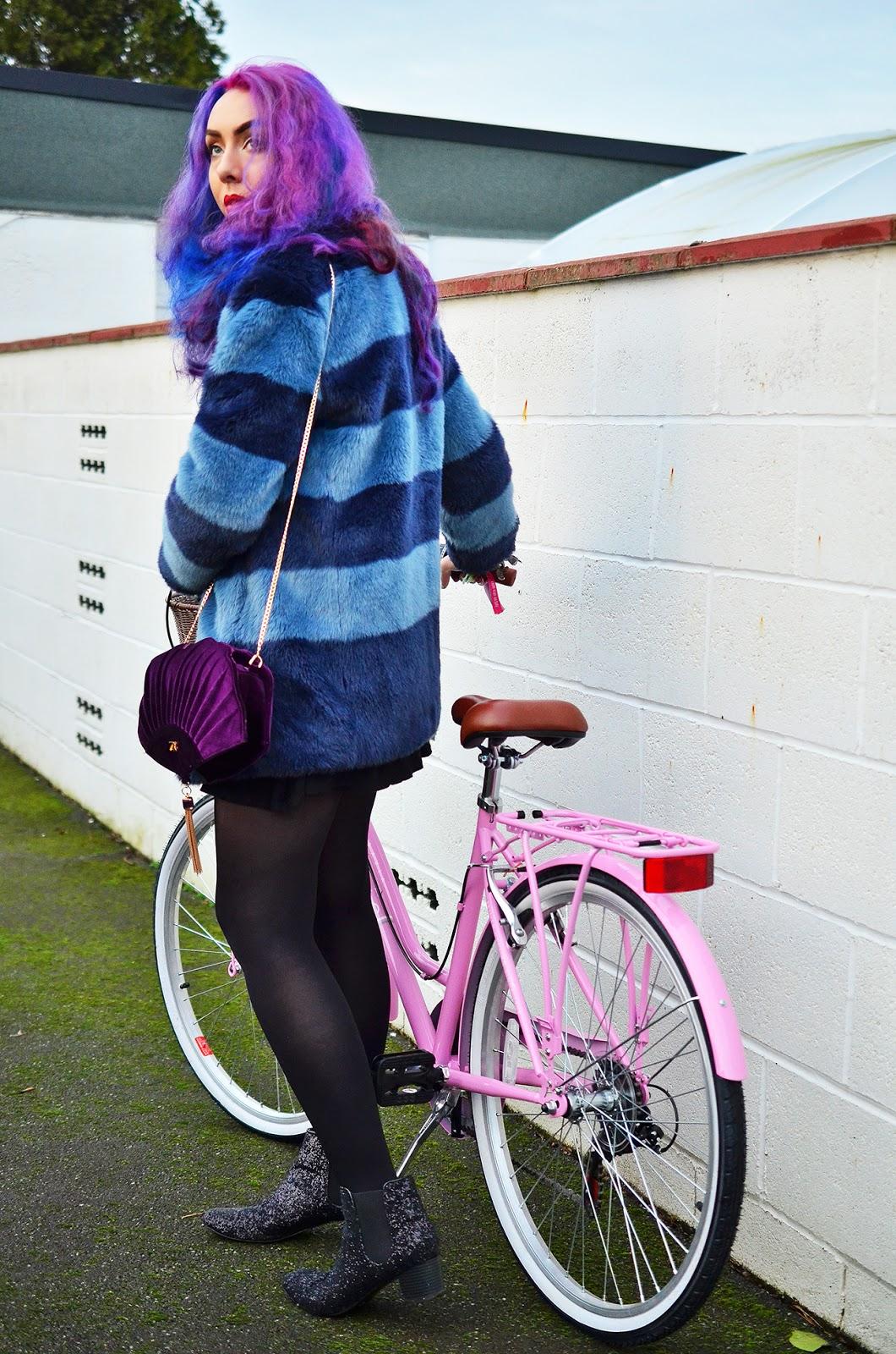 Pink Viking Bike