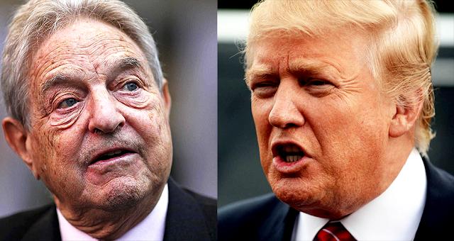 1 δις δολάρια η χασούρα του Soros από την εκλογή Trump