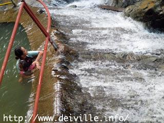 San Teodoro: Tamaraw Falls in Oriental Mindoro 5