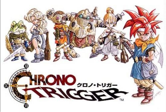 Jogos de Snes e seu desempenho Cybergame  Chrono-trigger