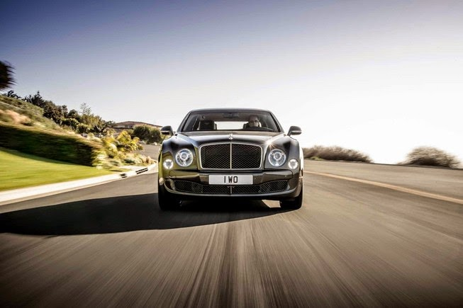 Passion For Luxury : 2015 Bentley Mulsanne Speed Revealed With 530 HP
