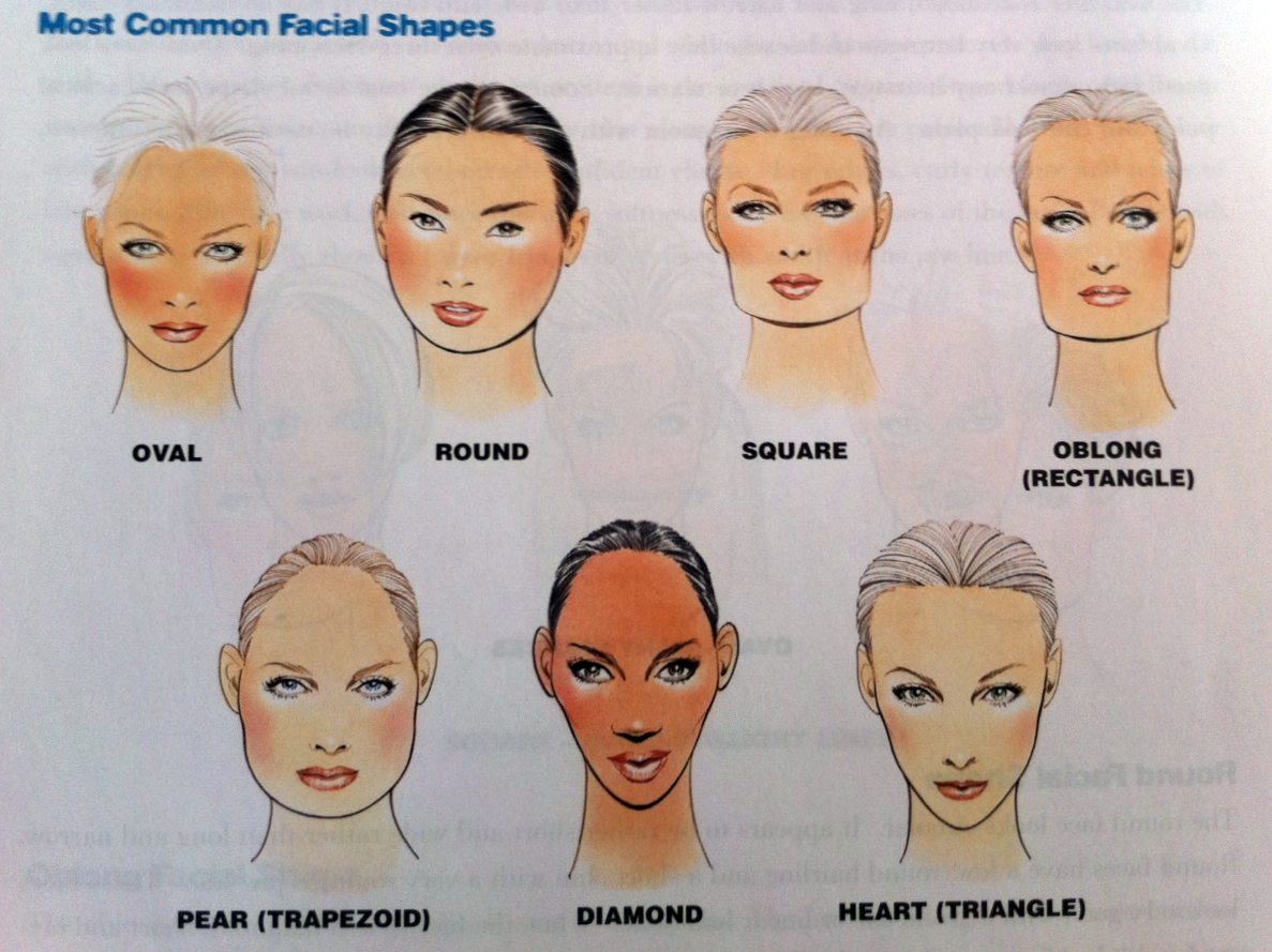 Best Haircuts For Head Shapes : The bloomin couch best haircut for your face shape