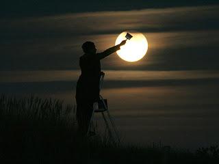 Te pinto la luna