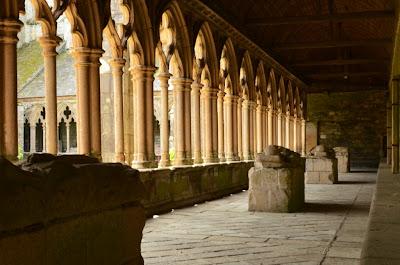 Cathédrale de Treguier - cloître