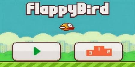Game Flappy Bird di Hapus