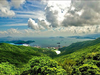 Victoria Peak Hong Kong; Watch Beautiful Night Scenery