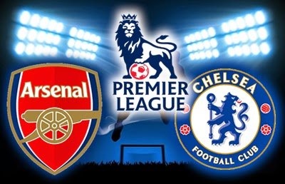 Jadwal Liga Inggris 5 Oktober 2014: Chelsea vs Arsenal