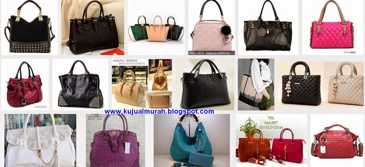 Supplier Tas Branded Murah