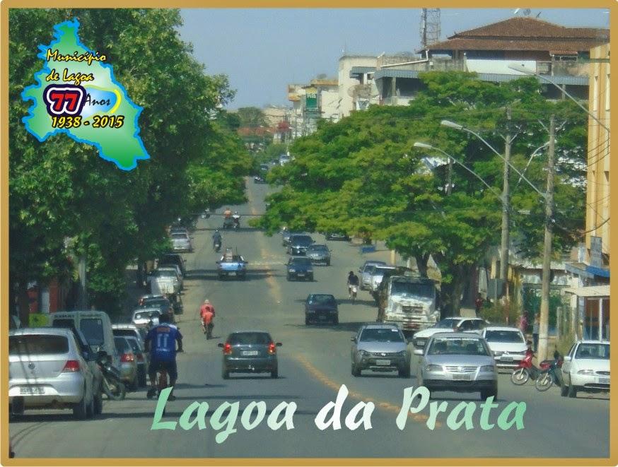 Av. Brasil - Centro - Lagoa da Prata