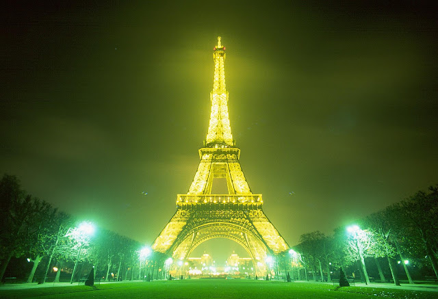 PARIS - Eiffel Tower Night