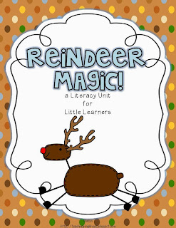 http://www.teacherspayteachers.com/Product/Reindeer-Magic-A-Literacy-Unit-for-Little-Learners-441302