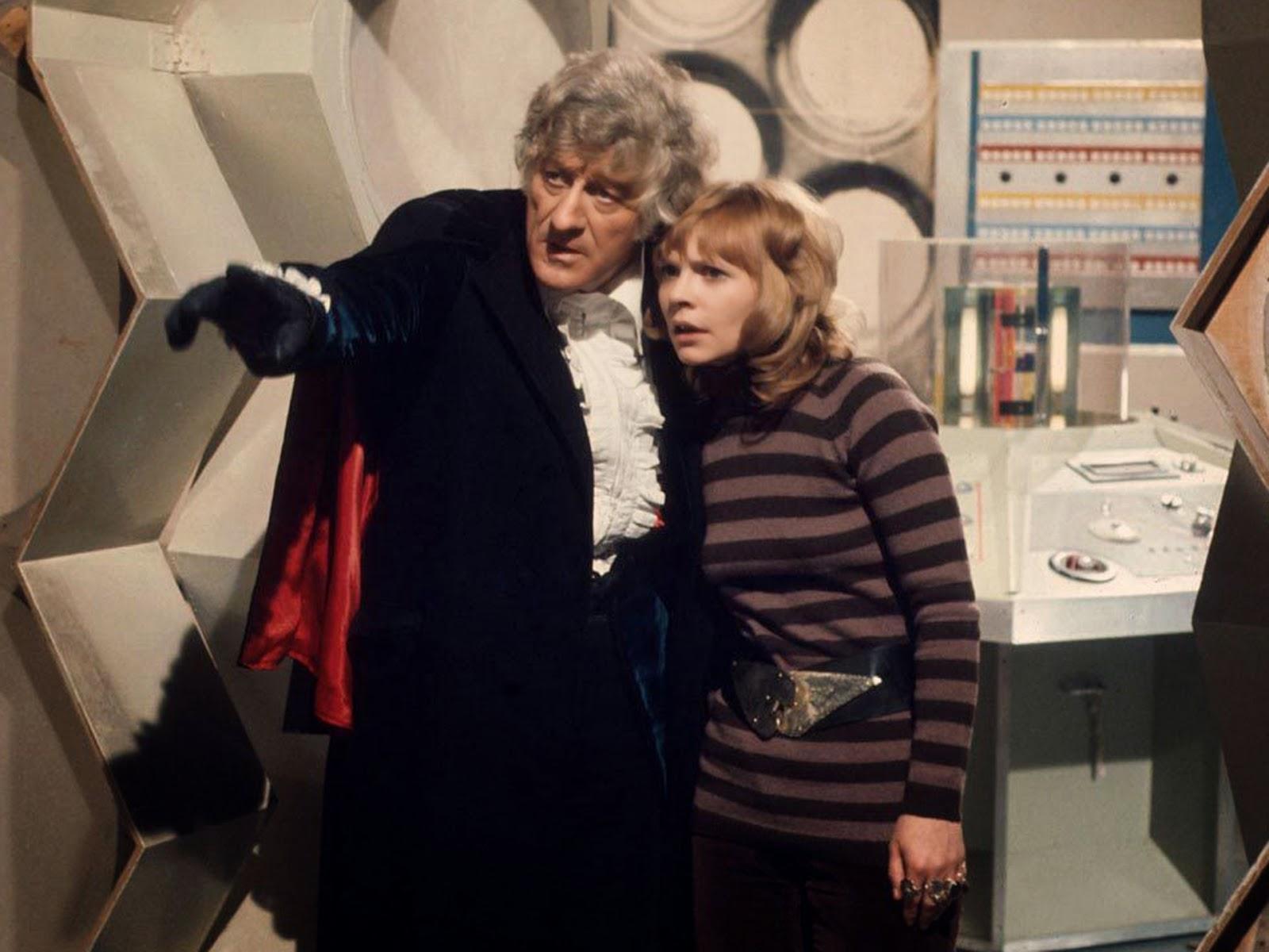 M: Doctor Who: Day of the Daleks (Story 60) Katy manning dalek photo