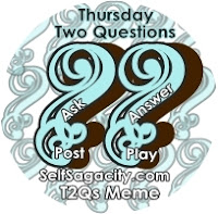 Thursday Two Questions Self Sagacity.com