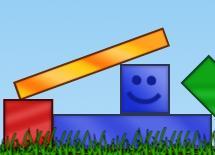 Jugar a Cuadrado azul