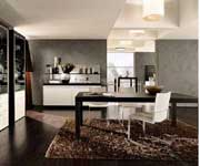 gambar desain ruang makan