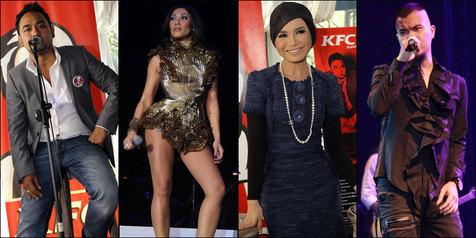 Jadwal Siaran Langsung RCTI dan Foto Juri: X Factor Indonesia 2012 ...
