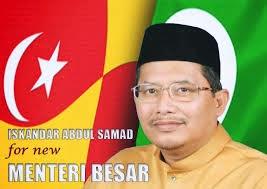 Biodata Iskandar Abdul Samad
