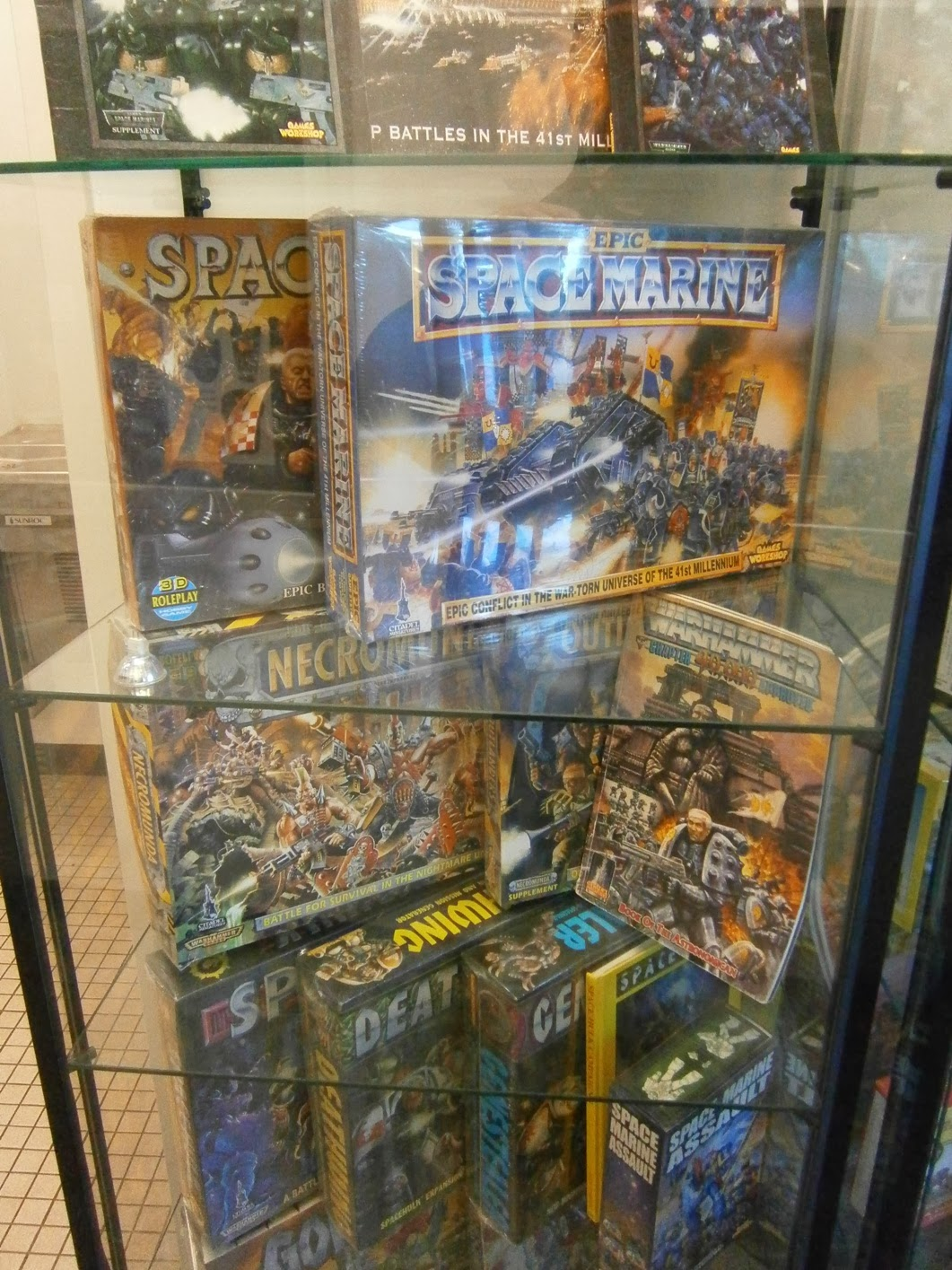 Games workshop colorado - So Many 2nd And 3rd Edition Items Of Which I Owned Quite A Few
