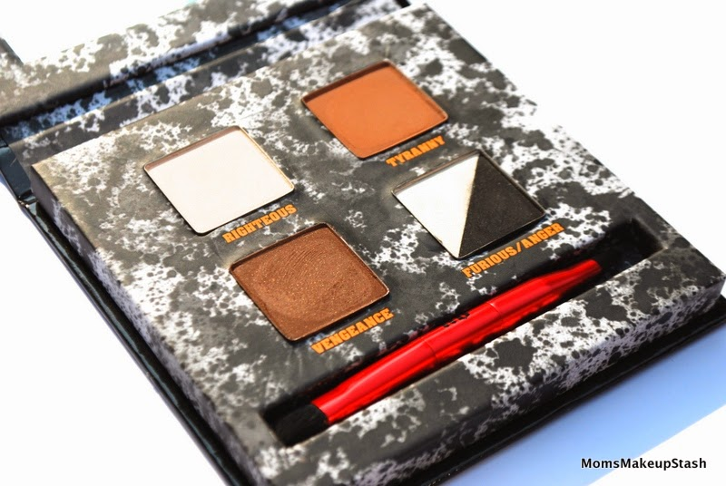 Urban Decay Review, Pulp Fiction Collection, Pulp Fiction Eye Shadow Palette,Pulp Fiction Urban Decay, Pulp Fiction Review,