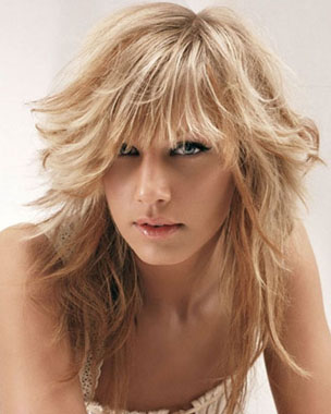 layered haircuts for long hairs choppy hairstyles are