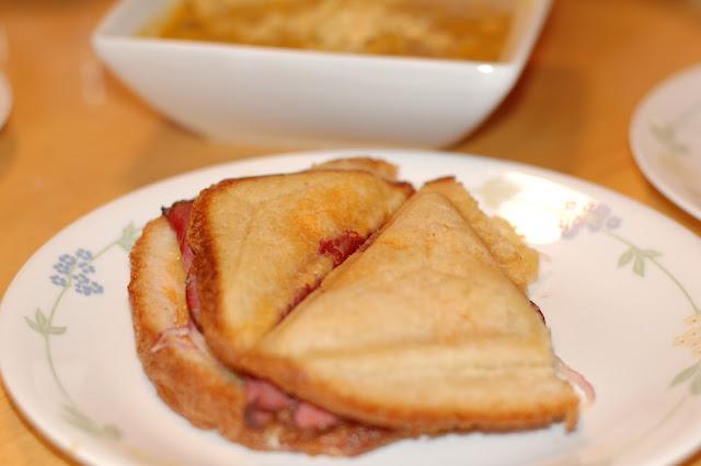 reuchel sandwiches