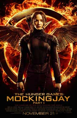 The Hunger Games: Mockingjay - Part 1 2014 Dual Audio HDRip 720p at xcharge.net