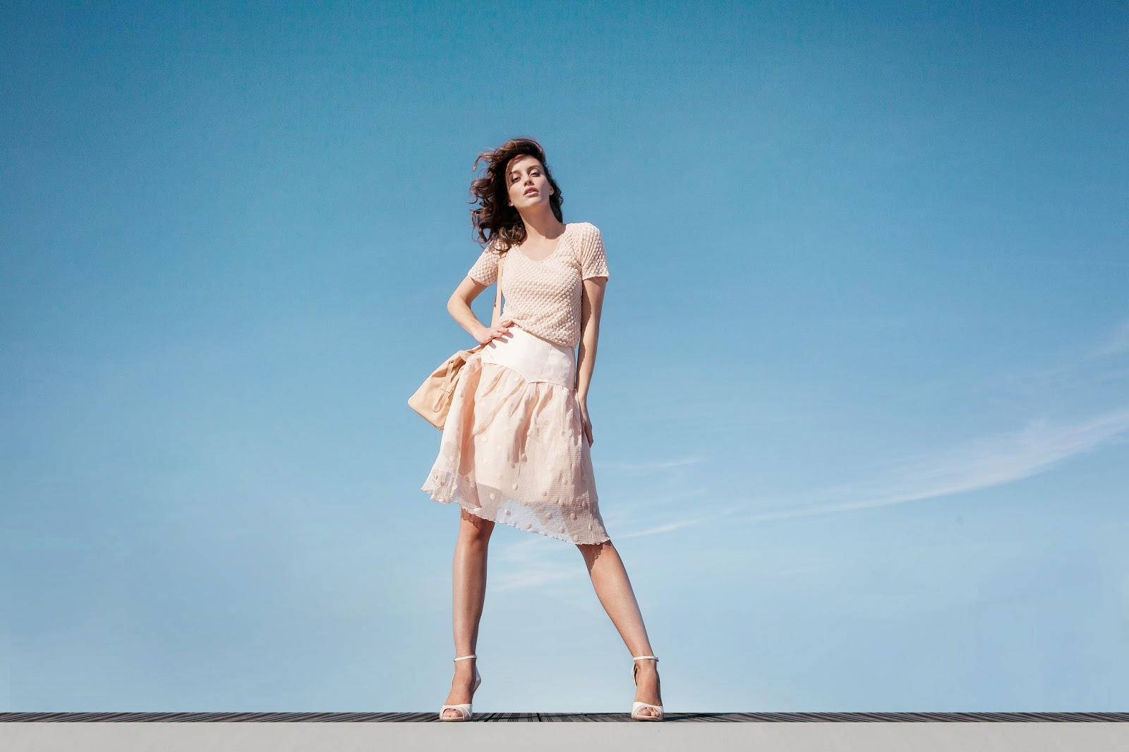 Repetto Launches New Summer Breeze Collection and Ad Camapaign