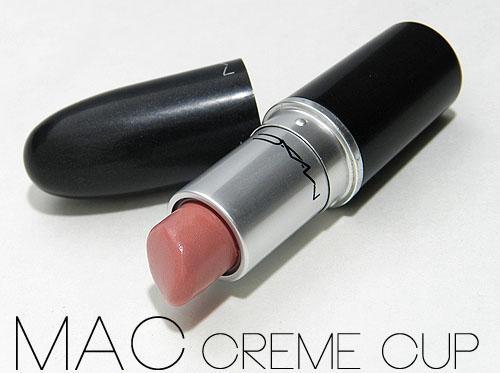 MAC Creme Cup Lipstick