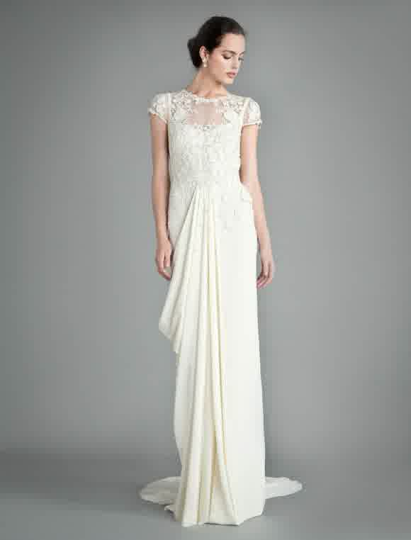 Alice Temperley Second Hand Wedding Dresses