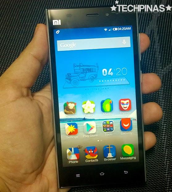 Xiaomi Mi3 Lazada, Xiaomi Mi3, Xiaomi Mi3 Philippines Theme