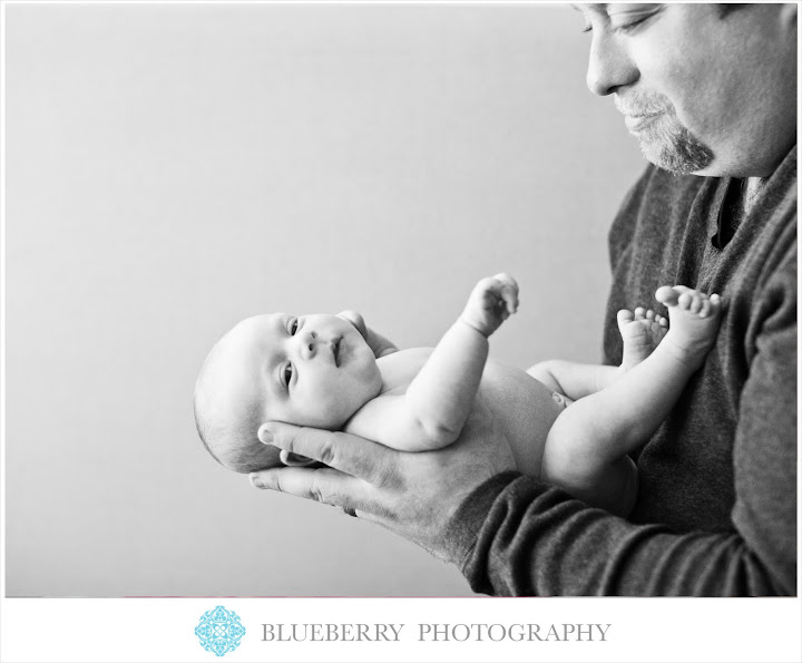 East Bay Newborn baby family photography session