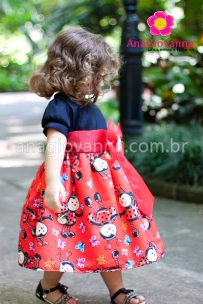 37 Vestidos lúdicos e lindos | Ana Giovanna