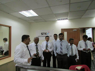 Sri Lanka Education Ministry Officials visits STEi institute