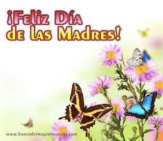 Tarjetas y postales para el Día de las Madres