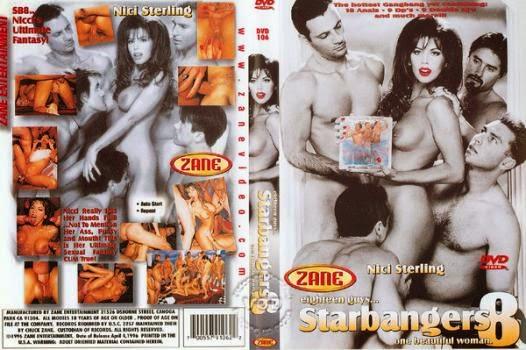 Starbangers 8 Nici Sterling DVDRip XviD 1995 Starbangers 2B8 2BNici 2BSterling 2BDVD