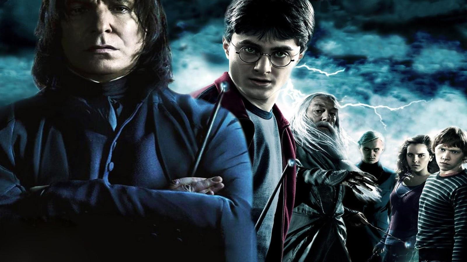 Harry Potter Movie 1080p Wallpaper HD