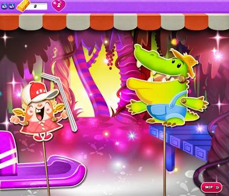 candy crush saga dreamworld 411-425