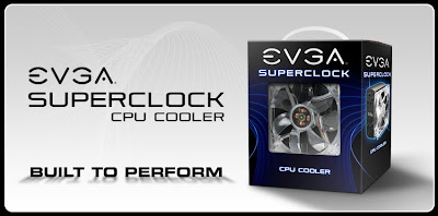 EVGA Superclock CPU Cooler picture 2
