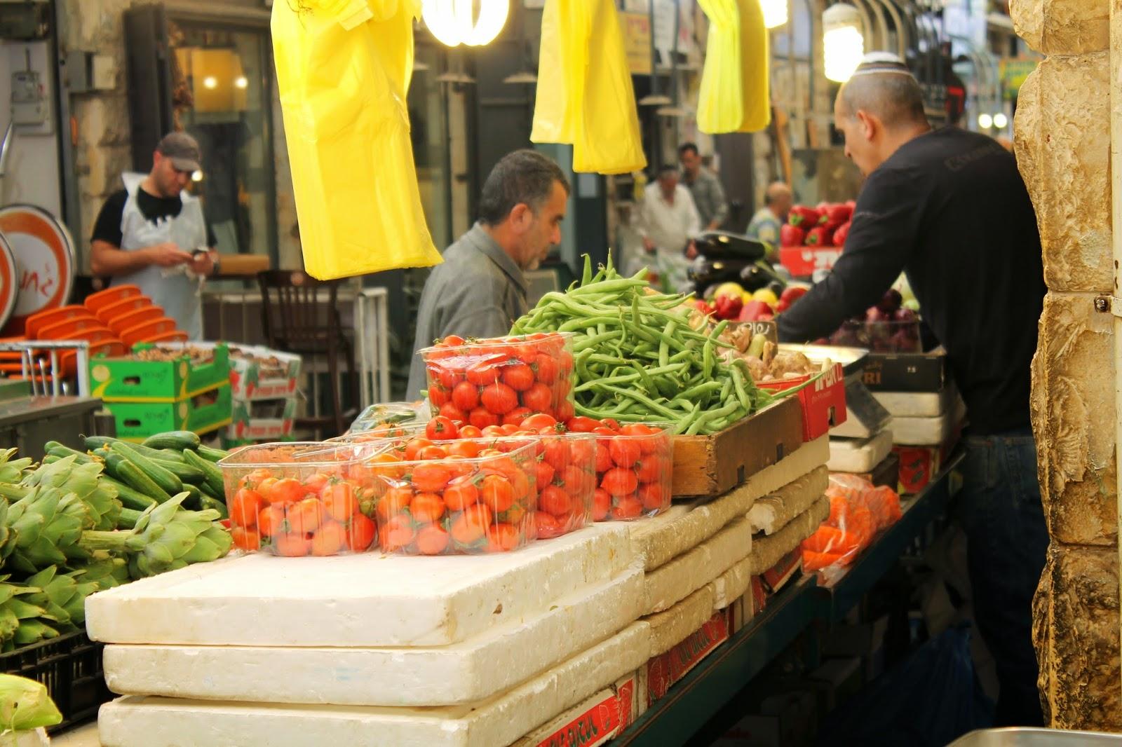 groente Mahaneh Yehuda