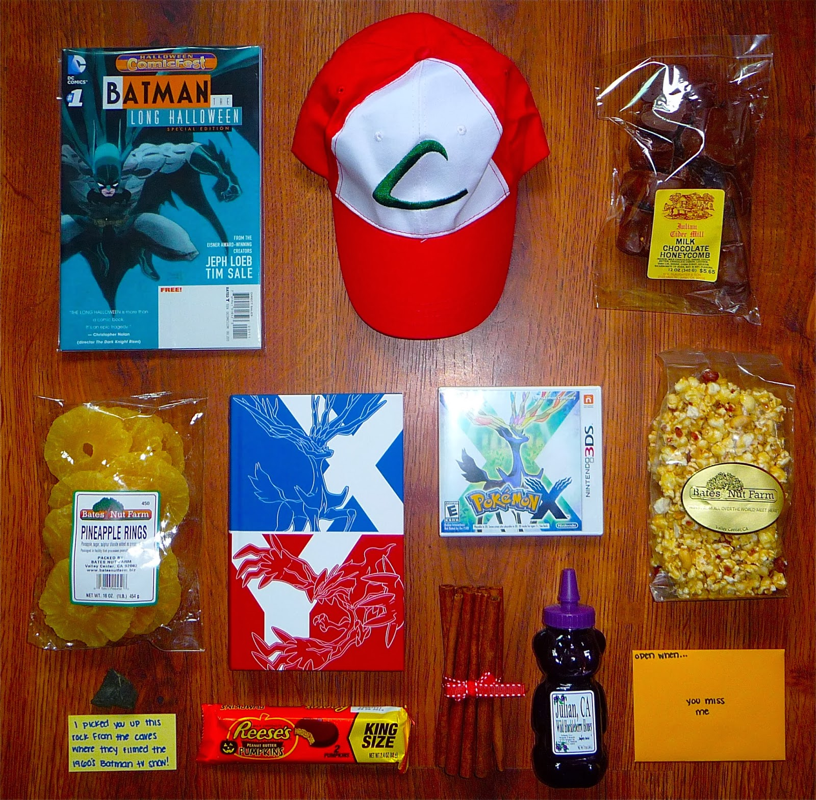Free Comic Book Day 2013: Deployment Distractions: Pokemon Care Package