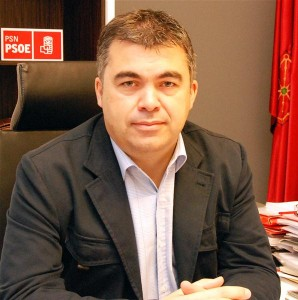 "Santos Cerdán: ""¿Merecemos esta Navarra?"""