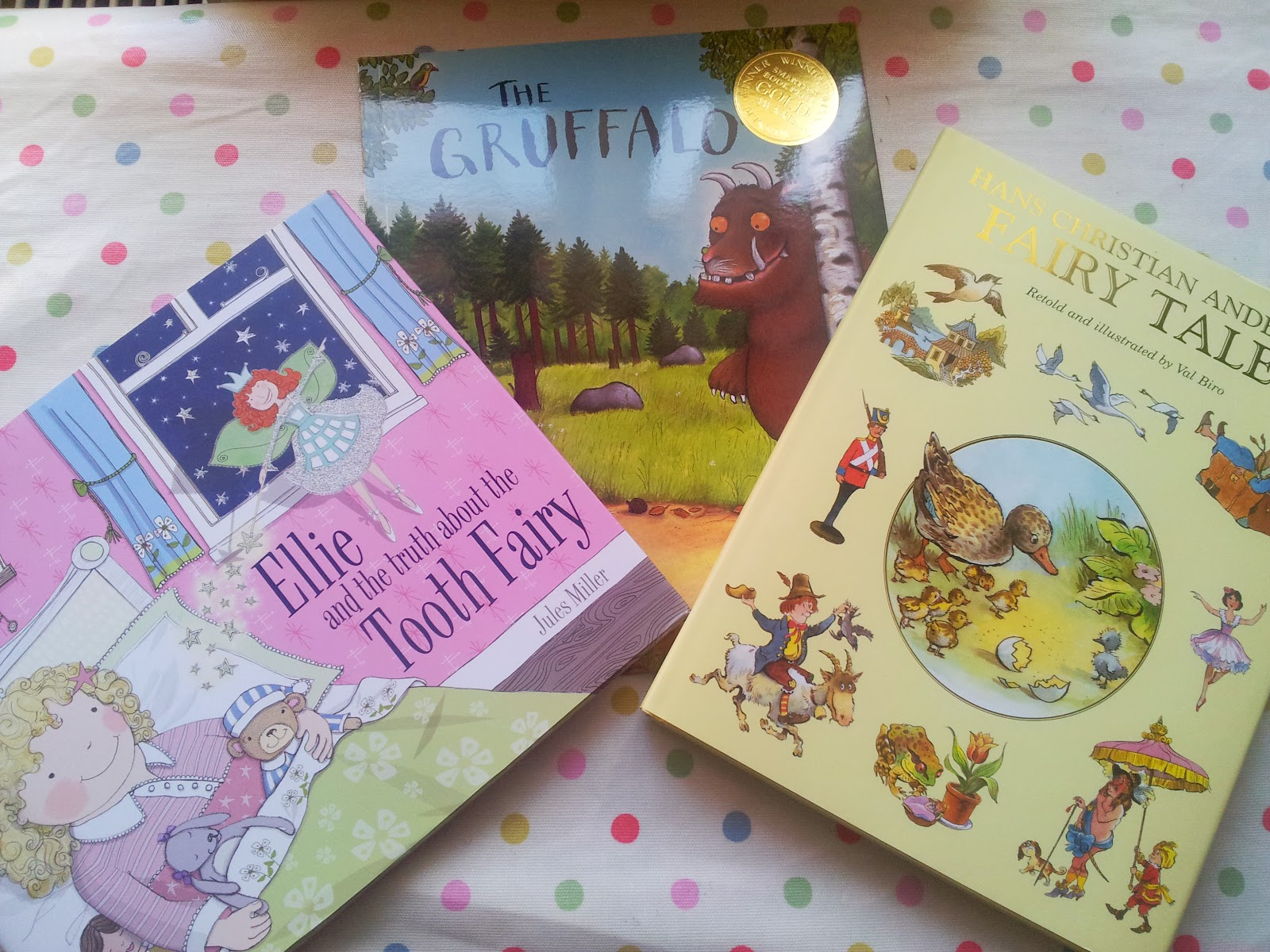 Fairy Tales in the Forest Share a Story Month Books