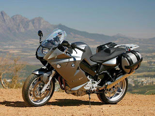 About Motorcycle  bmw f800st