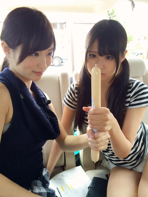 Amatsuka Moe 天使もえ, Sakura Yura さくらゆら Twitter Photos 03