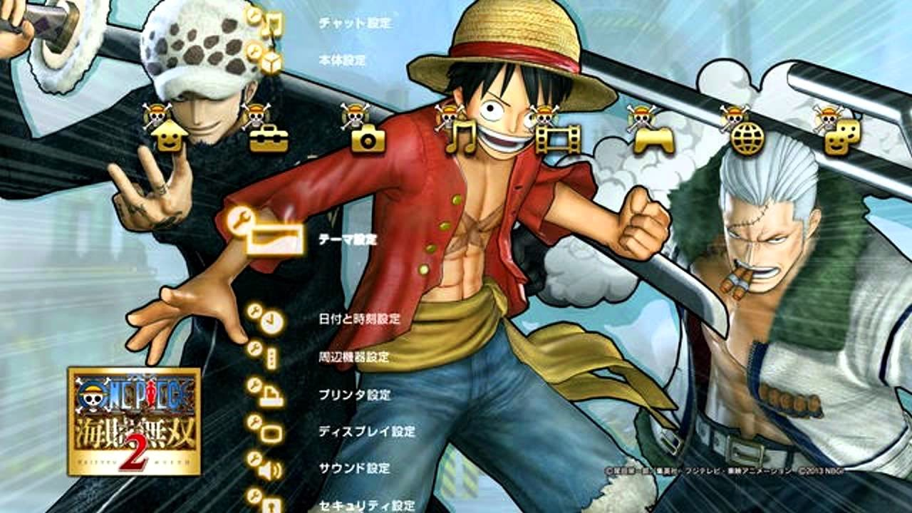 One Piece Pirate Warriors 2 For PC