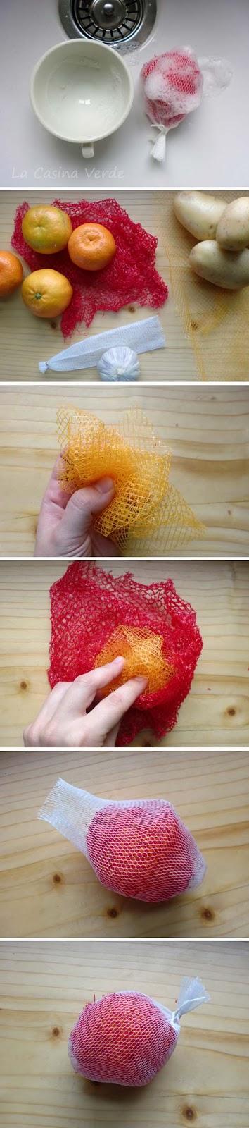 riciclare le retine_spugna piatti