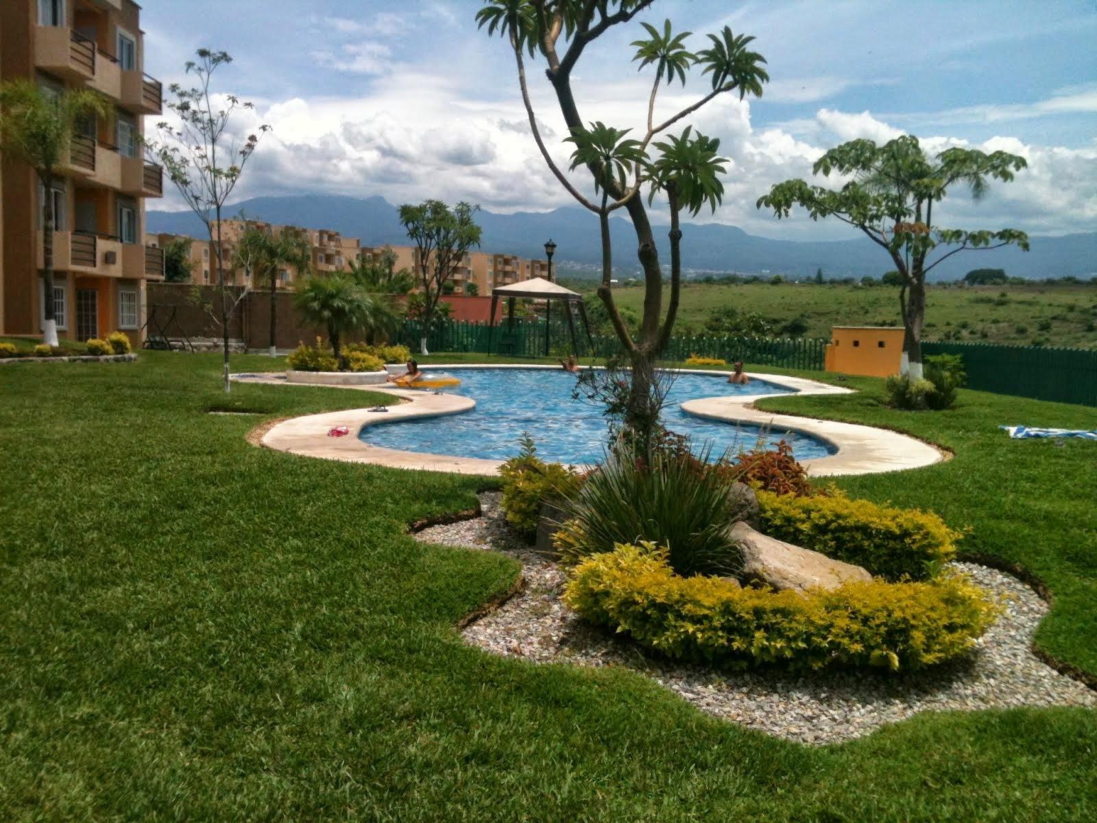 Fraccionamiento campo verde privada san juan del r o for Jardin 17 rio gallegos