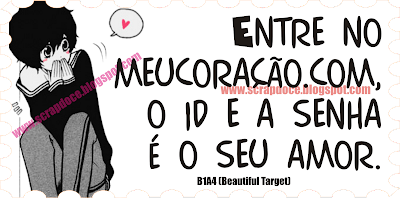Recadinho de Amor/Criativo/K-pop para Facebook e Orkut