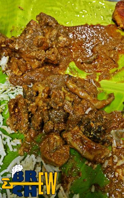 Reddamma Mess Tirupati Review,Biryani, Mutton Boti, banana leaf meals