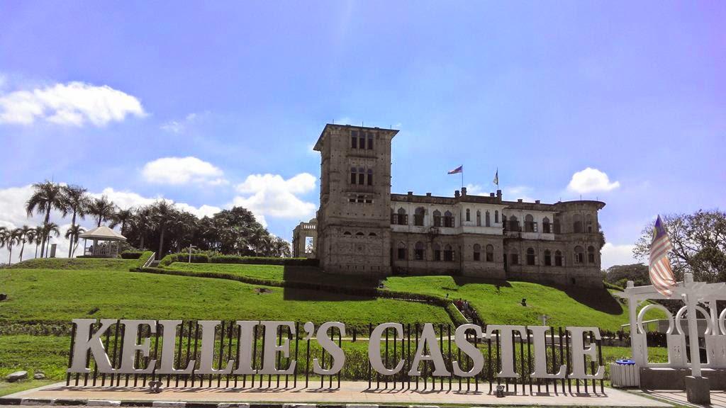 kellie's castle, sejarah kellie's castle